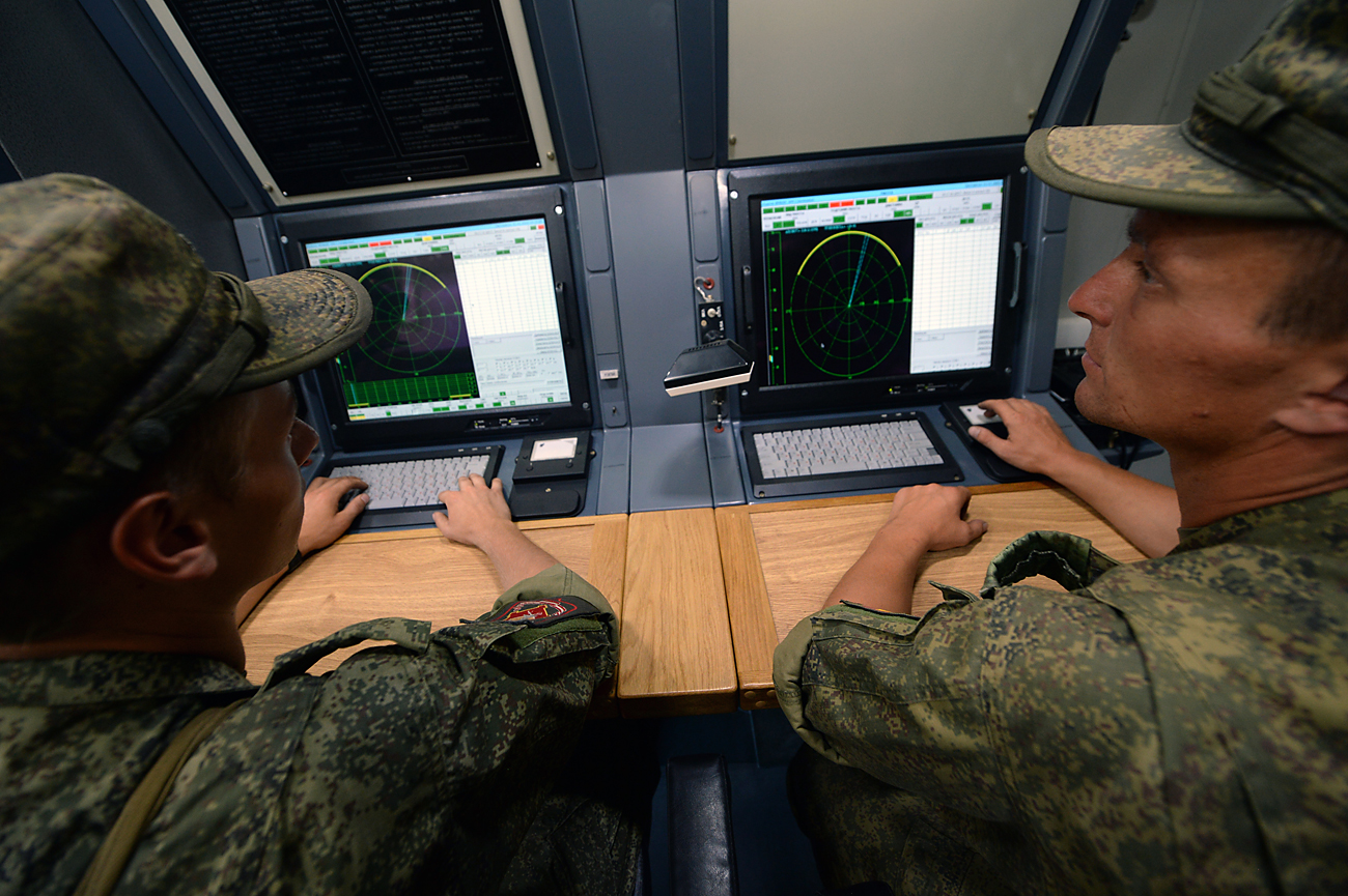 Experts believe that by 2020, 70 percent of Russia's radio-electronics warfare fleet will have been re-equipped with new models. Source: Pavel Lisitsyn/RIA Novosti