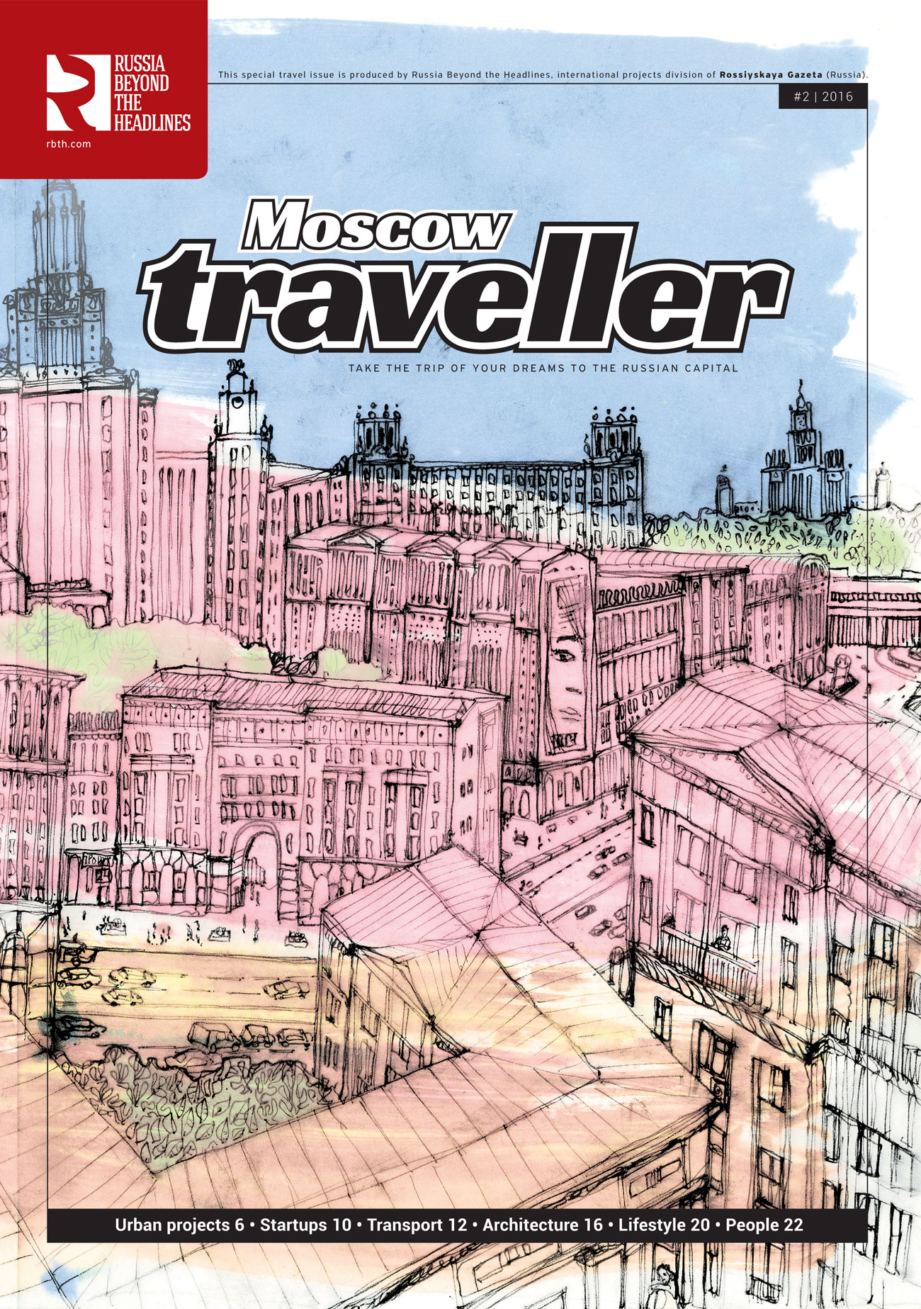 Moscow Traveller