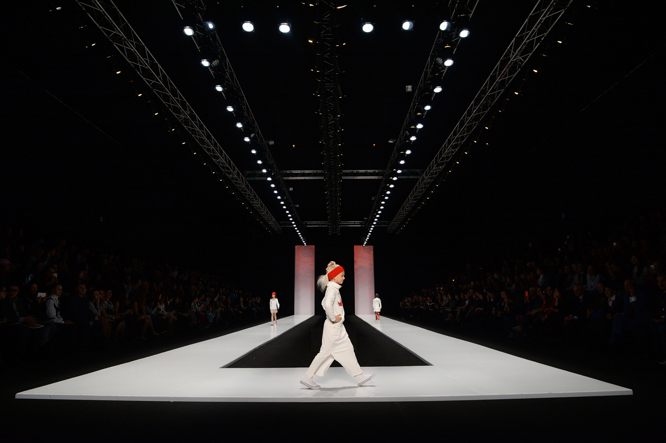 Cinco debutantes en la Mercedes-Benz Fashion Week Russia.