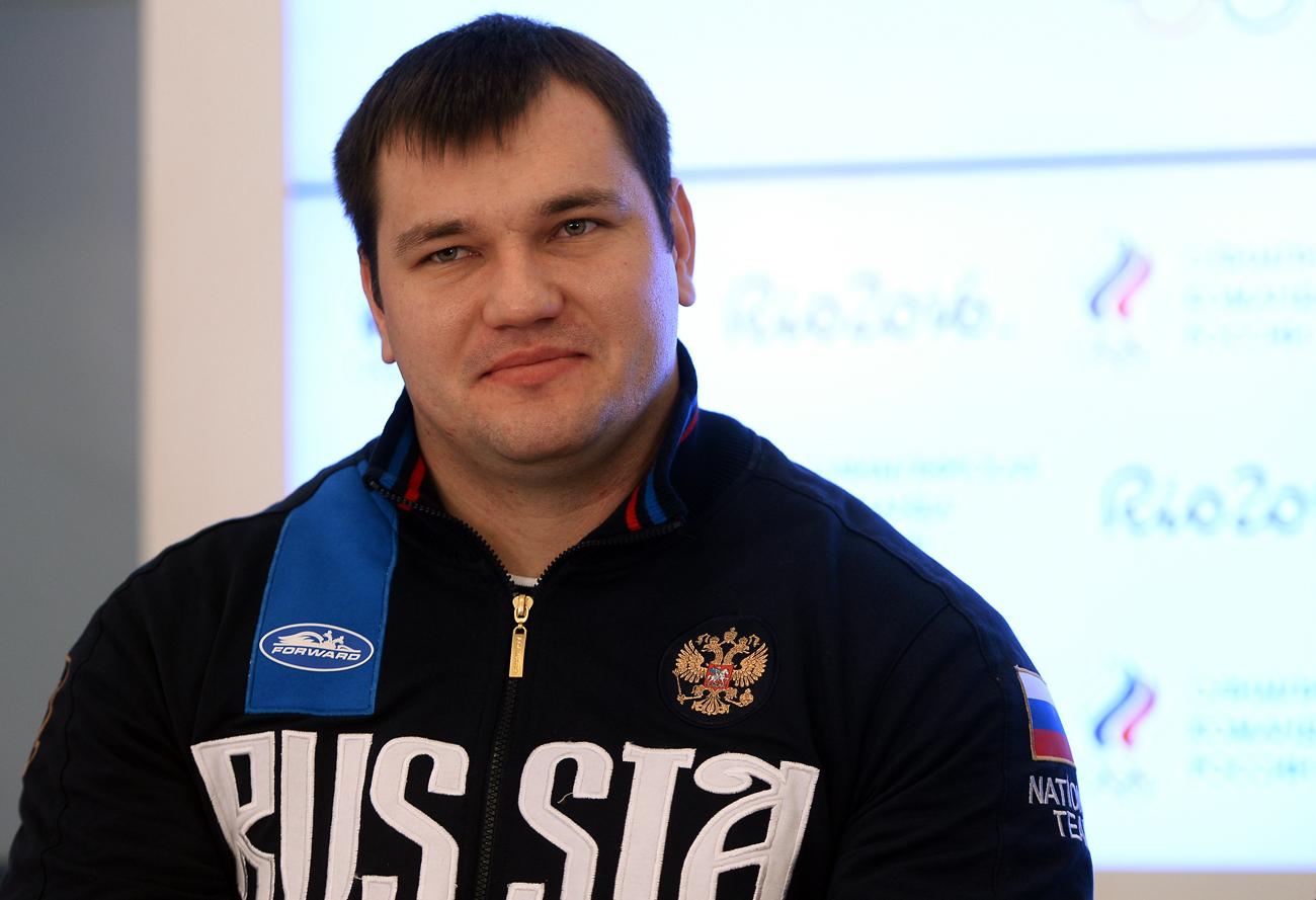 Aleksej Lovchev. Fonte: Maksim Blinov/RIA Novosti