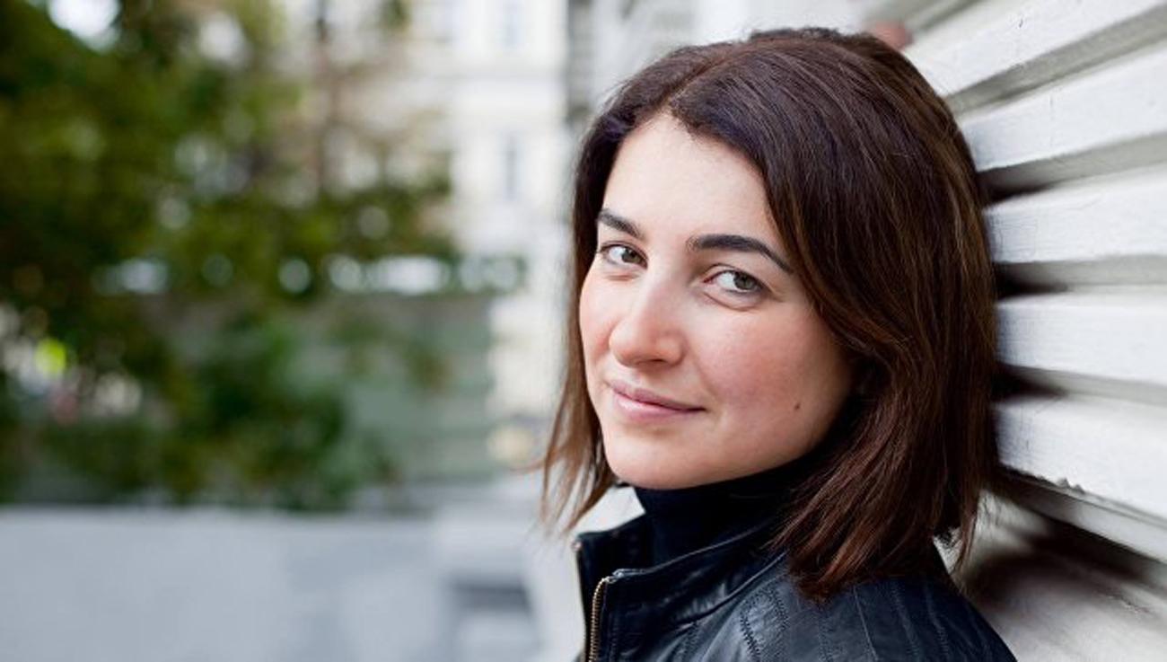 Russian filmmaker Maria Ivanova.