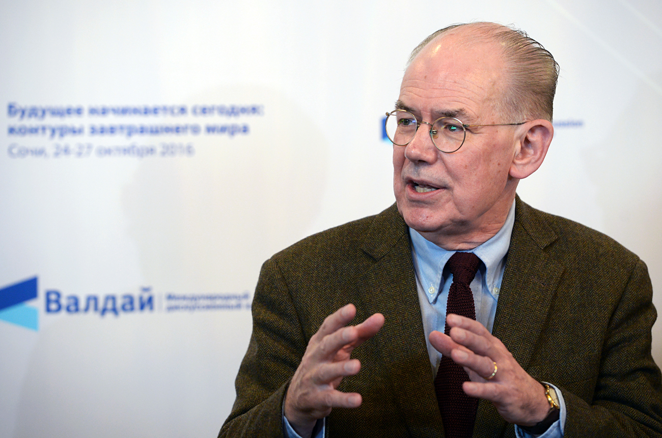 John J. Mearsheimer / Nina Zotina/RIA Novosti