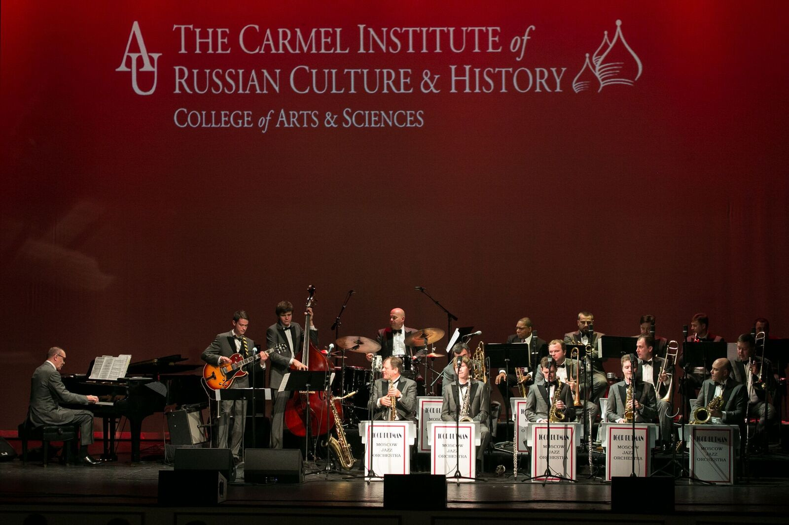 The Carmel Institute of Russian Culture and History celebrated its 5th Anniversary.