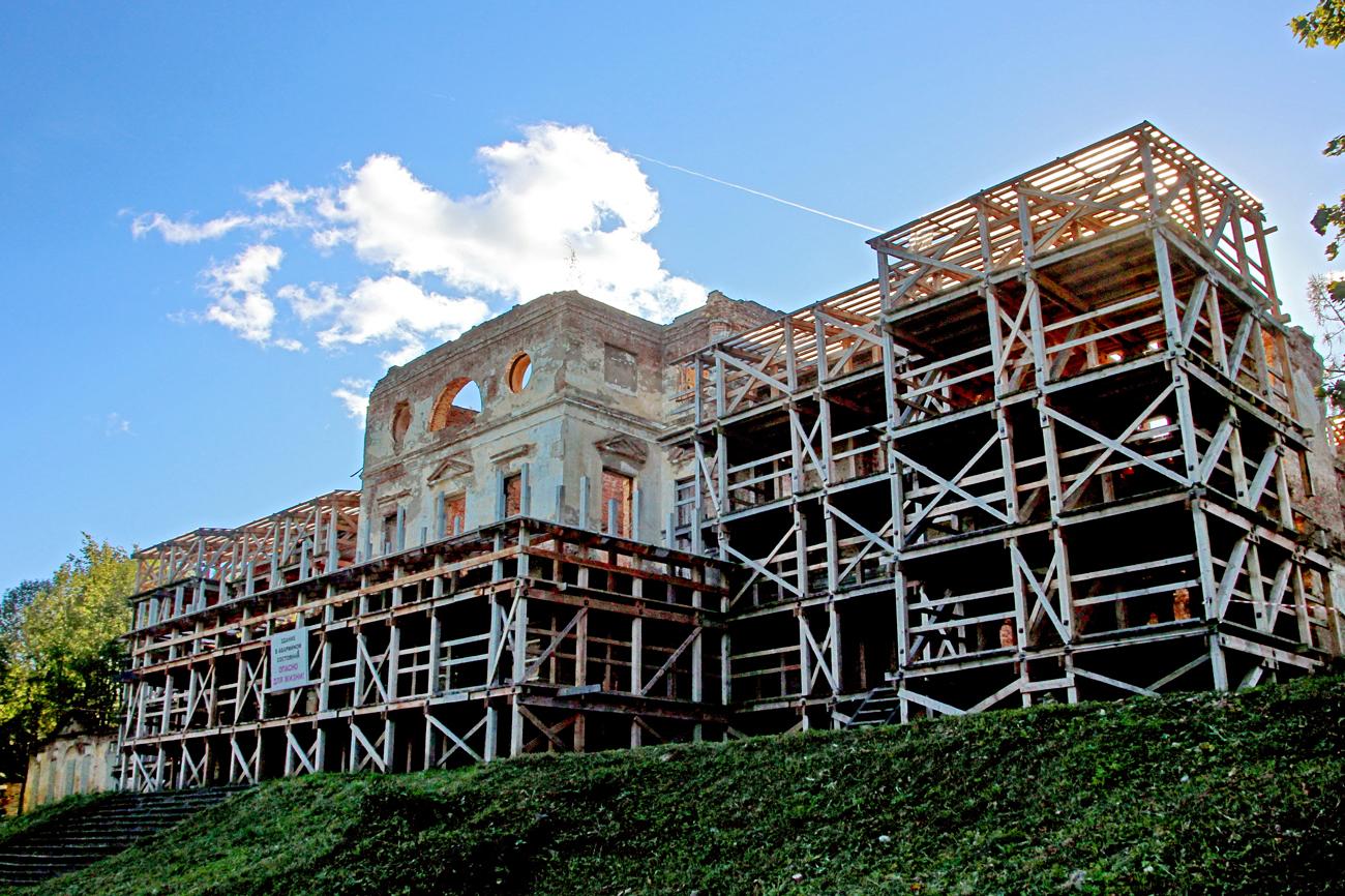 Restauração de complexo exigirá investimento de US$ 80 mi Foto: Kommersant