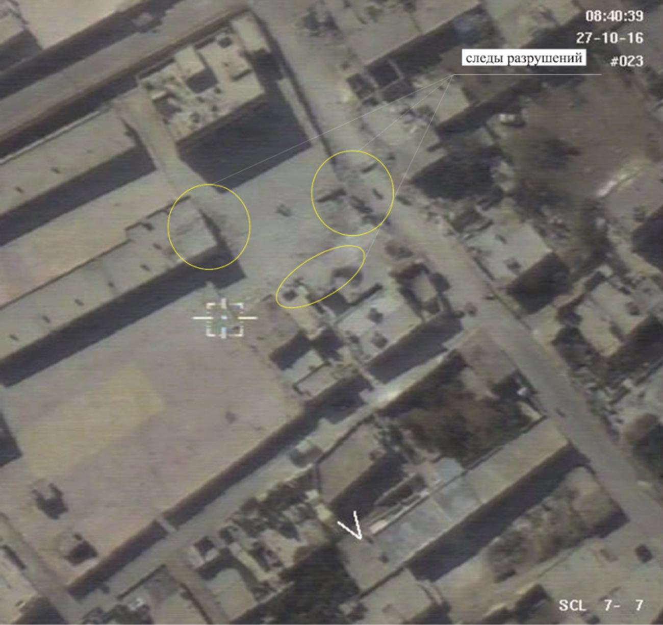Vir: Rusko ministrstvo za obrambo.