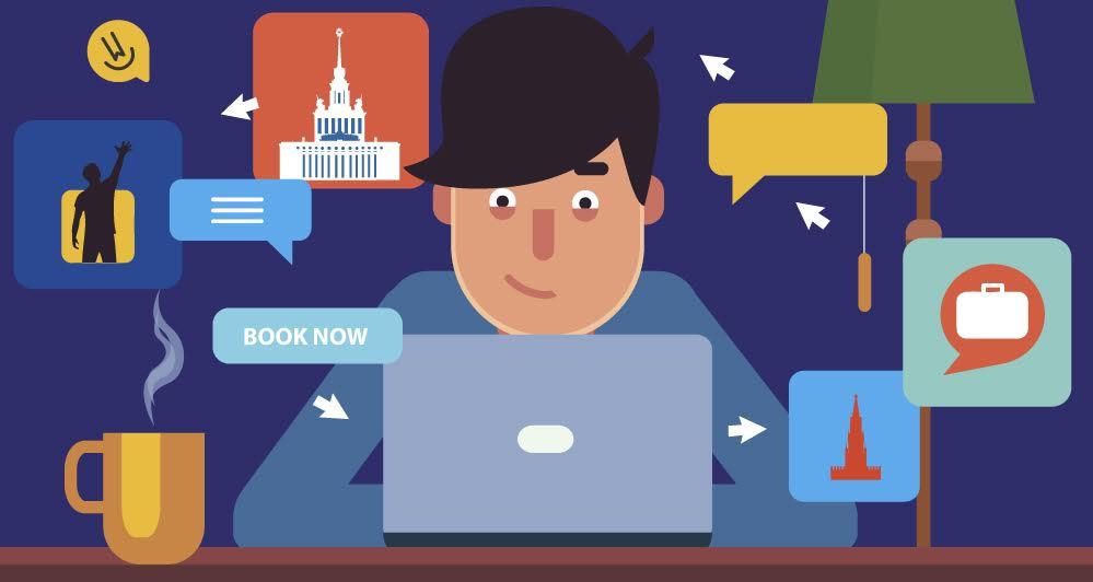 State organizzando un viaggio in Russia? Non dimenticate app, traduttori e numeri utili, per una vacanza senza intoppi.
