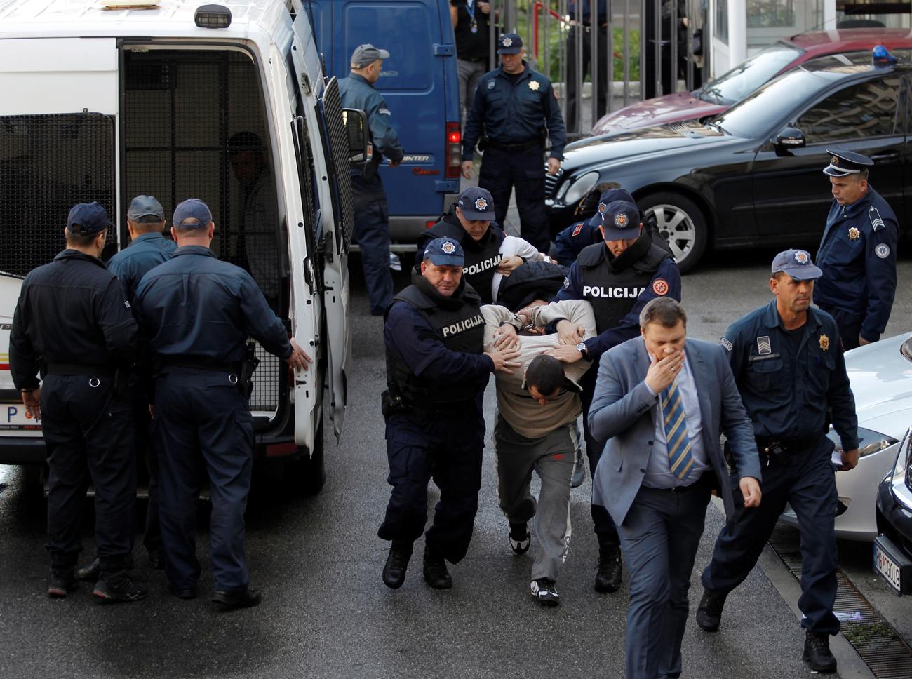Fiscal acusa a nacionalistas rusos de organizar golpe de Estado.