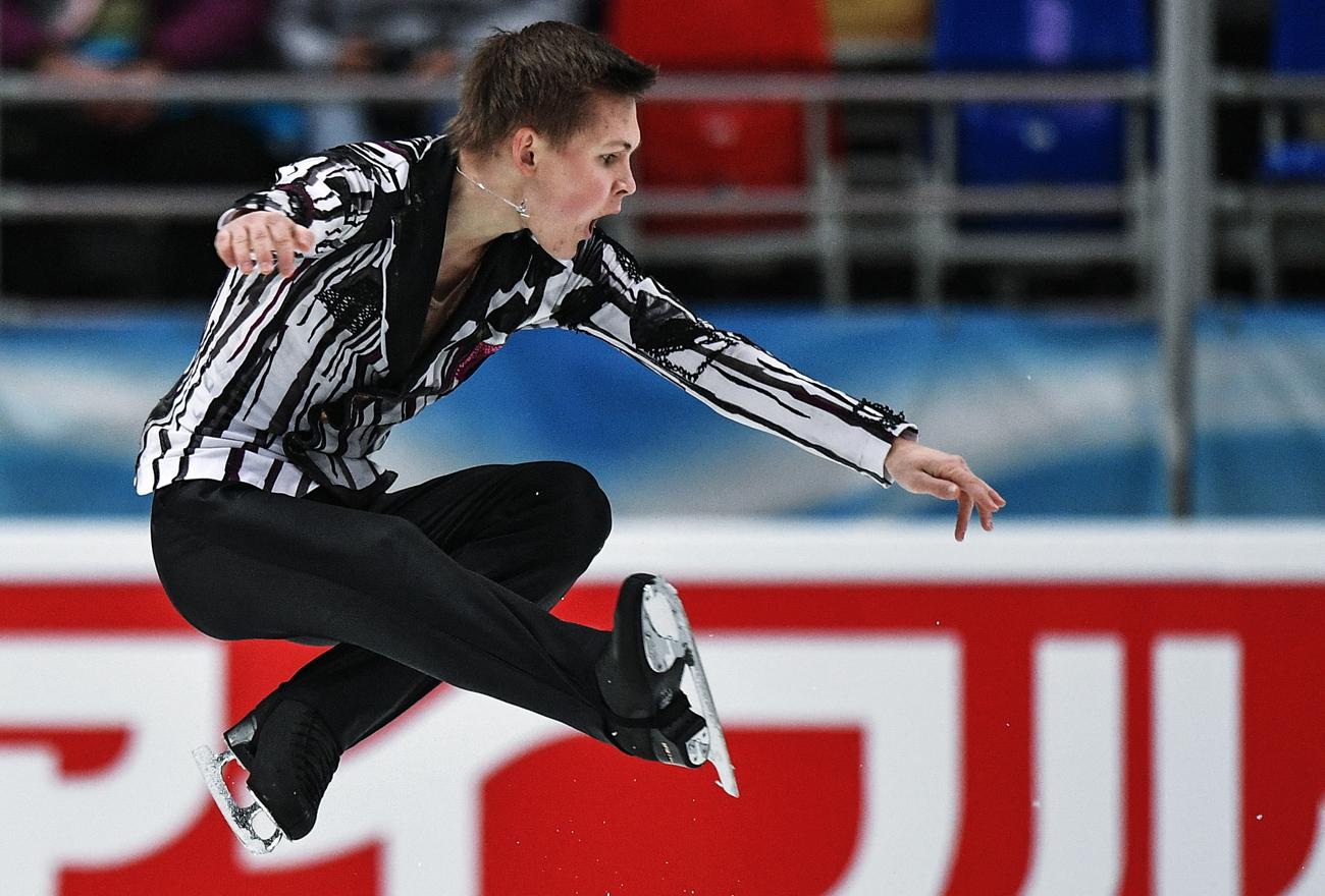 Mikhail Kolyada. Crédit : Vladimir Pesnya / RIA Novosti
