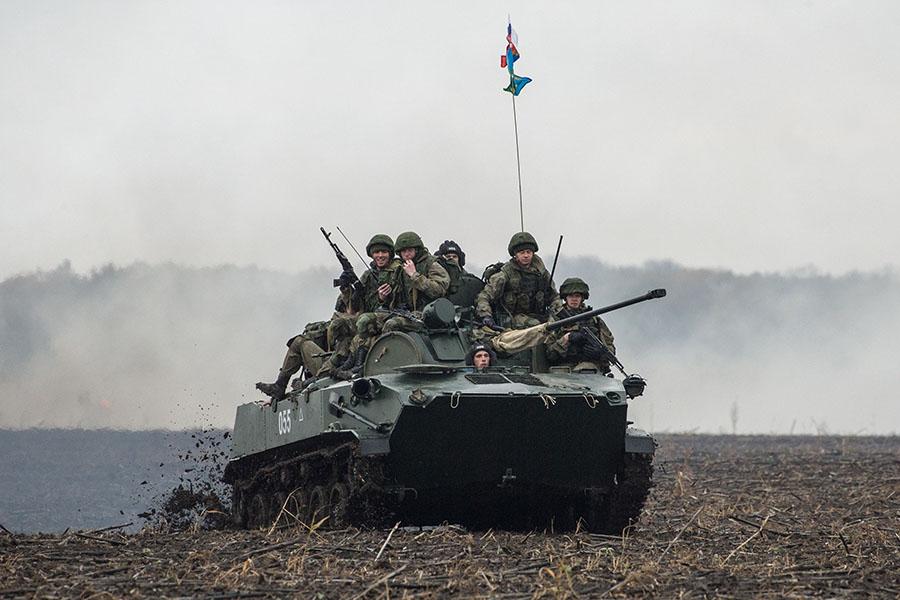 Latihan militer Rusia menarik perhatian tersendiri bagi mitra-mitranya.
