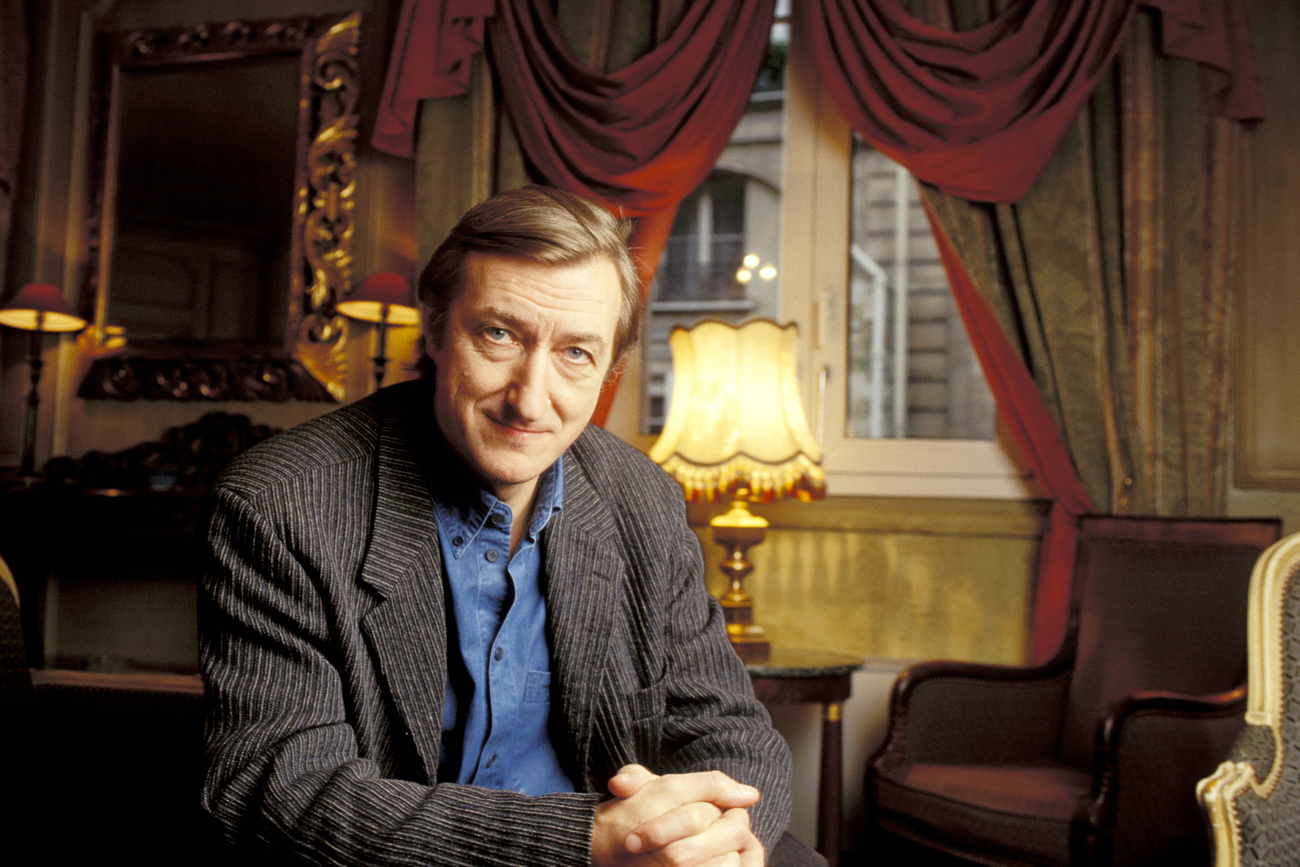Julian Barnes will take part in a discussion on Dec. 3.