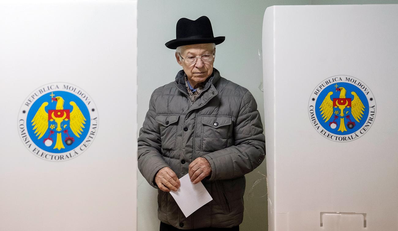 Deux pays d'Europe orientale ont élu des présidents favorables à de bonnes relations avec la Russie.