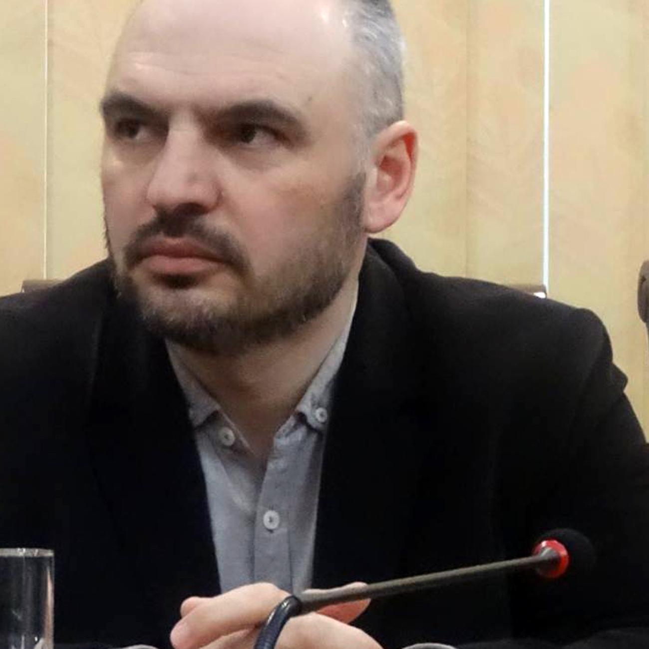 Hasan Nalgijev, Inguš, poslovnež in ustanovitelj dobrodelnega sklada Tešam. Vir: Press Photo