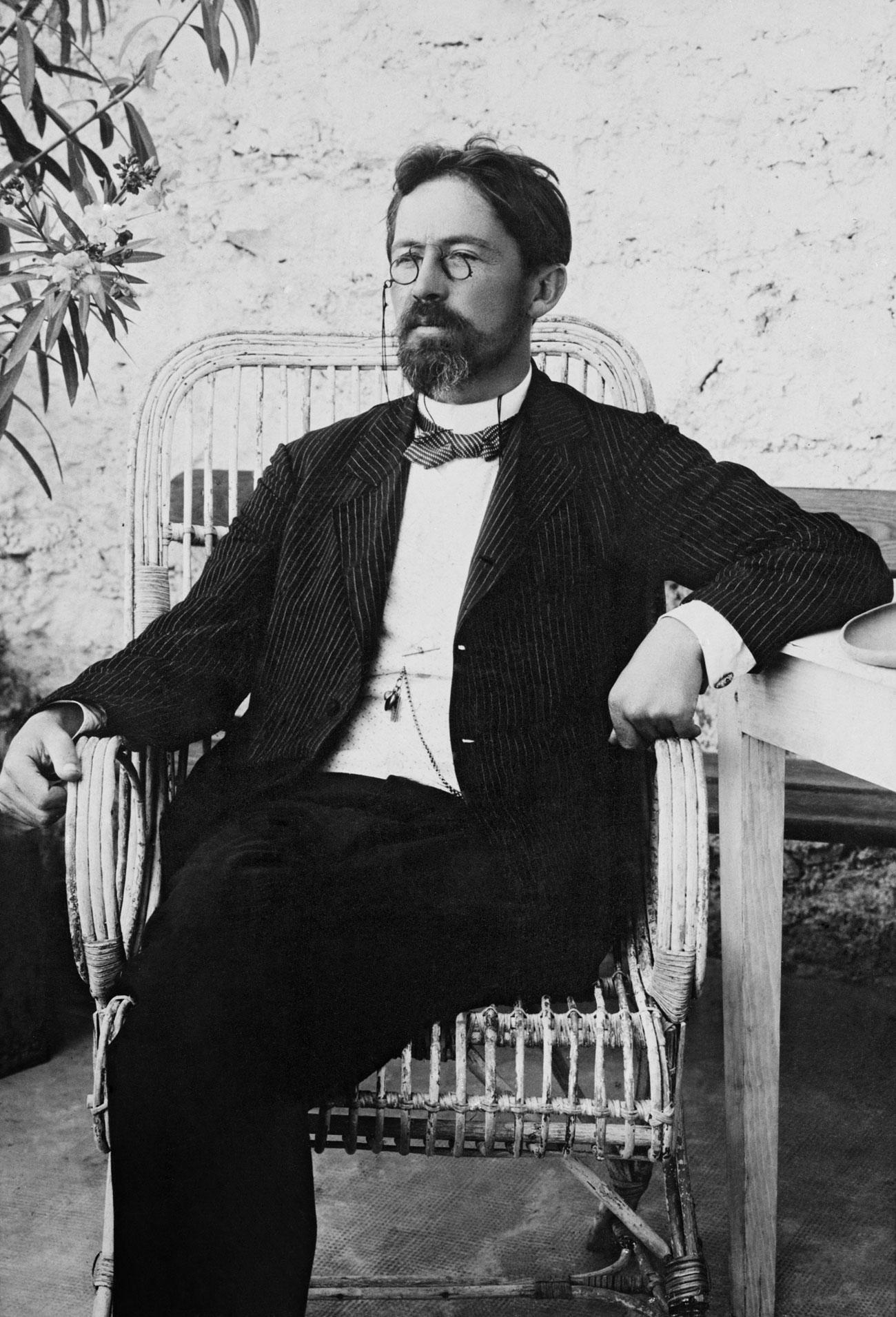 Anton Chekhov. Reproduction, 1948.