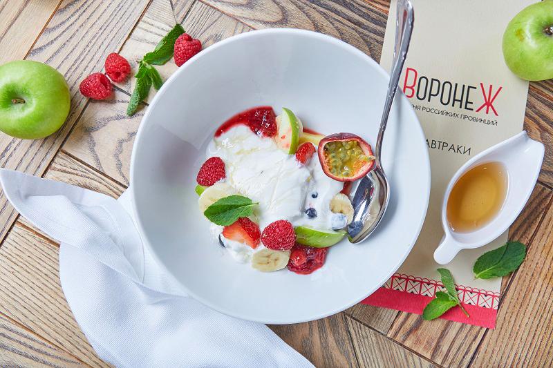 Photo courtesy of Voronezh restaurant