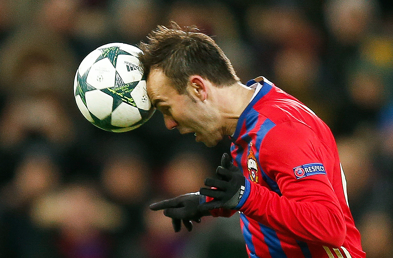 UEFA Champions League Group Stage: CSKA Moscow (Russia) vs Bayer 04 Leverkusen (Germany)