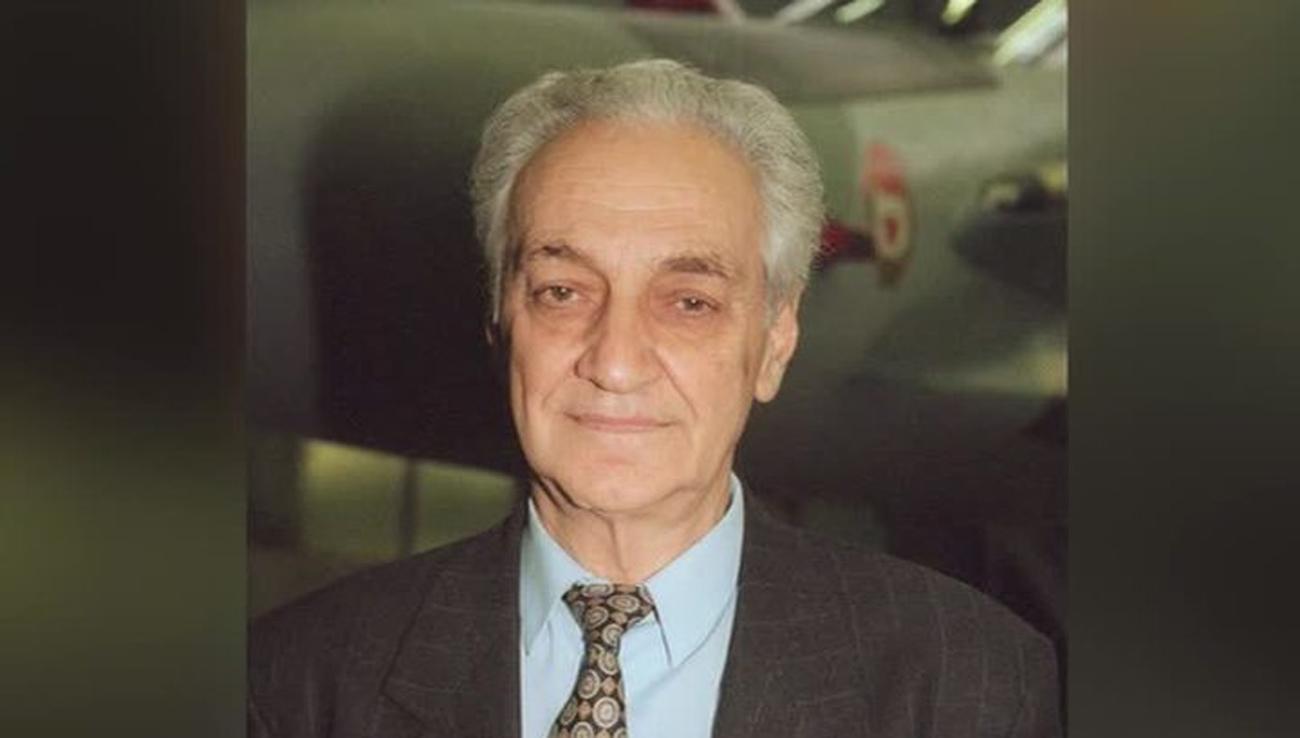 Ivan Mikoian foi condecorado duas vezes durante a União Soviética pelo projeto do Mig-29.