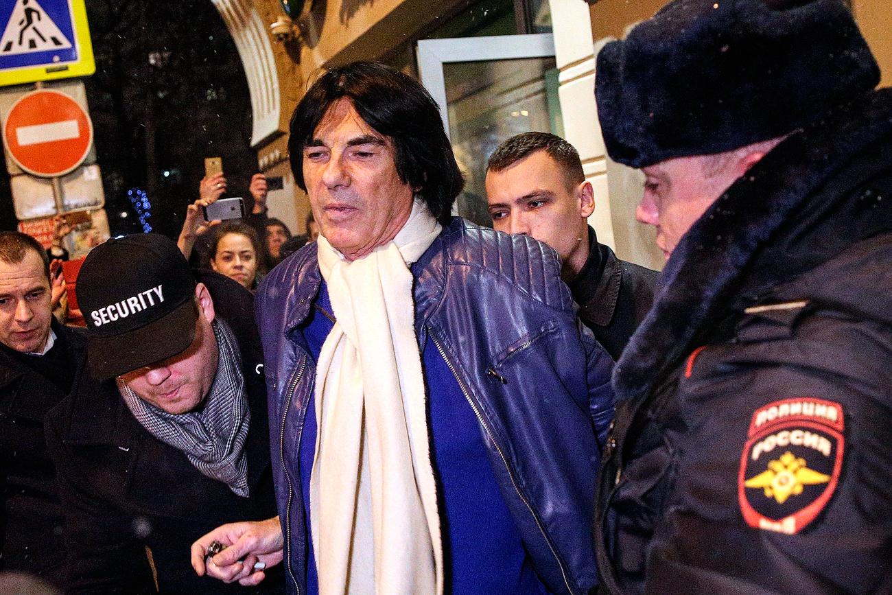 Didier Marouani arrêté à Moscou par la police russe.