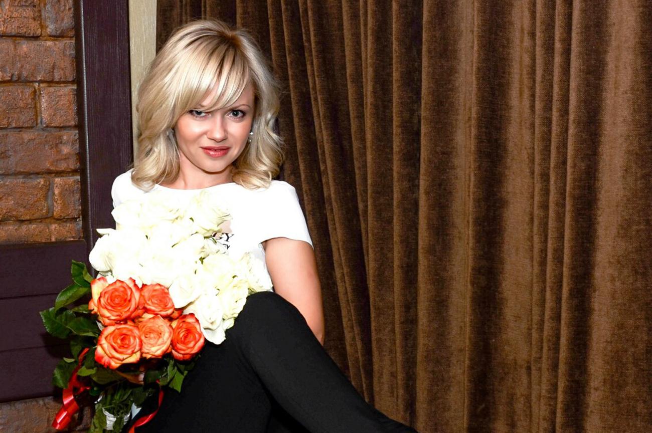 Die 36-jährige Jana Sawtschuk aus der Stadt Orjol. Foto: vk.com