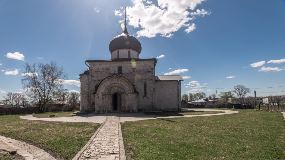 Saint George Cathedral in Yuryev-Polsky