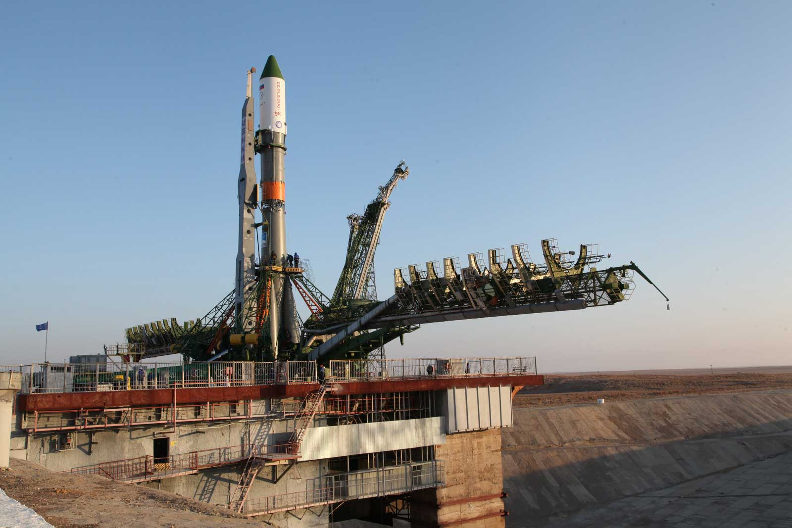 Progress MS-04 was launched atop the Soyuz-U carrier rocket from the Baikonur space center in Kazakhstan on Dec. 1. Later, Roscosmos reported that the spacecraft was lost after an anomaly occurred during the third stage operation.