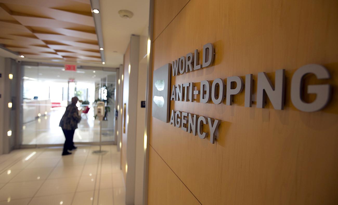 La sede dell'Agenzia mondiale antidoping.
