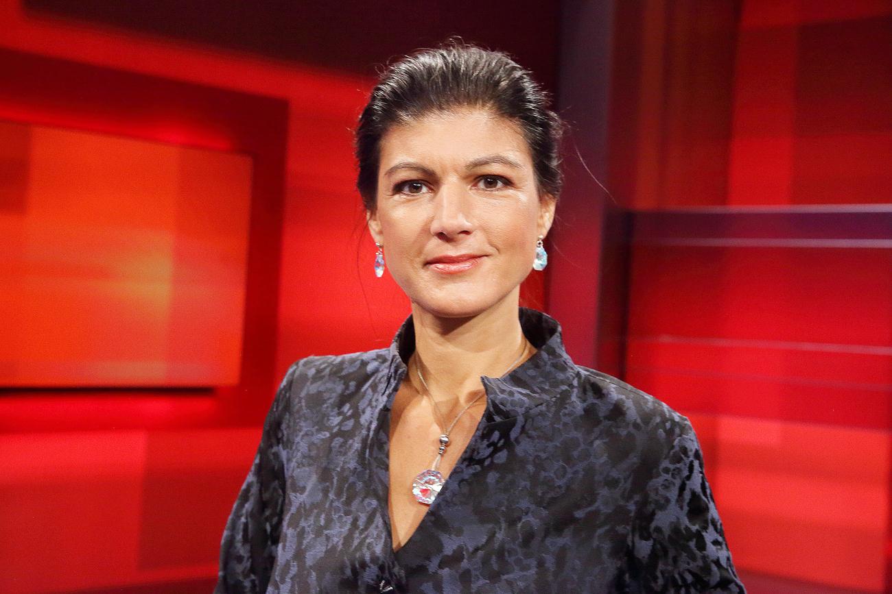 Сара Вагенкнехт.