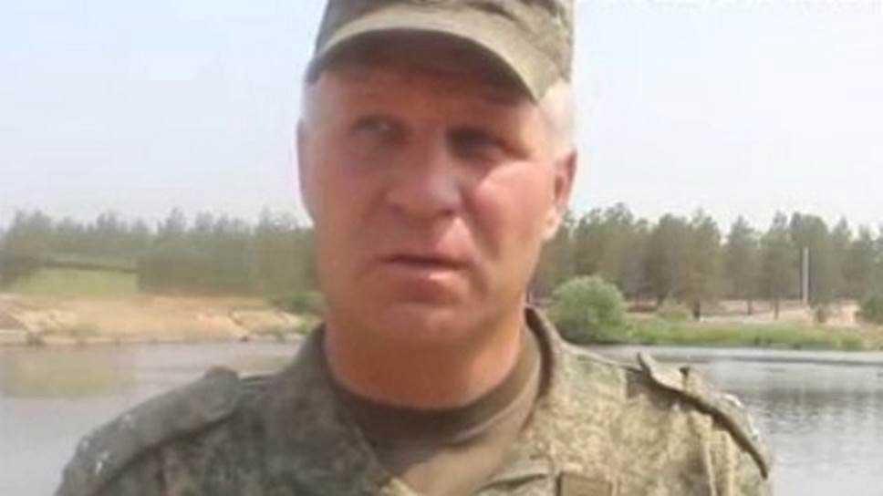 Galitsky dikirim ke negara yang tengah dilanda perang itu untuk membantu melatih prajurit unit tentara Suriah.