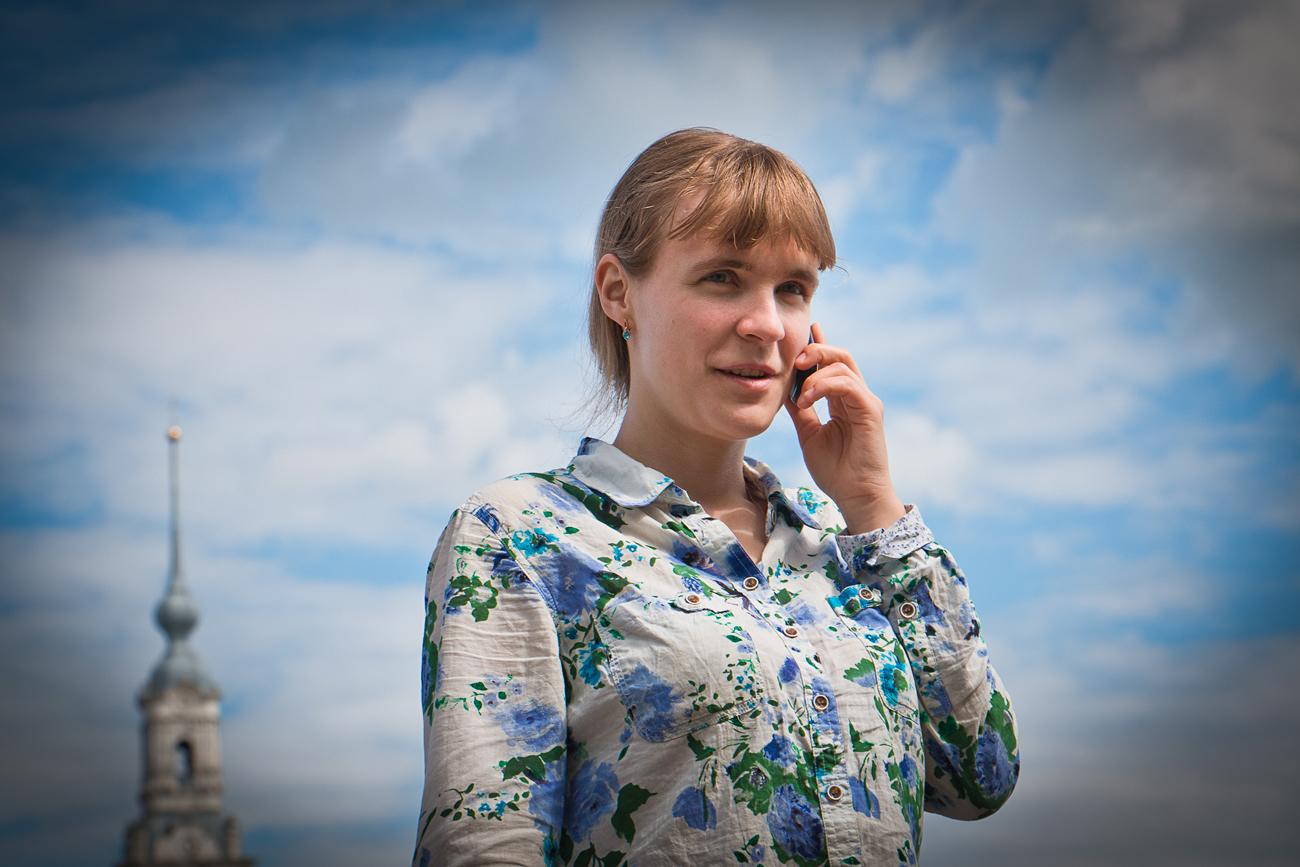 Елизавета Олескина. Извор: Александар Кувшинов