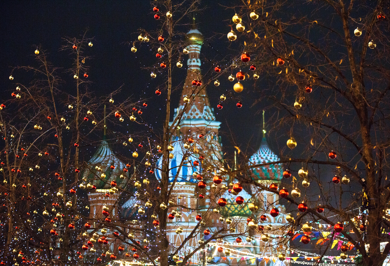 Journey to Christmas festival is one of the merriest events in Moscow!