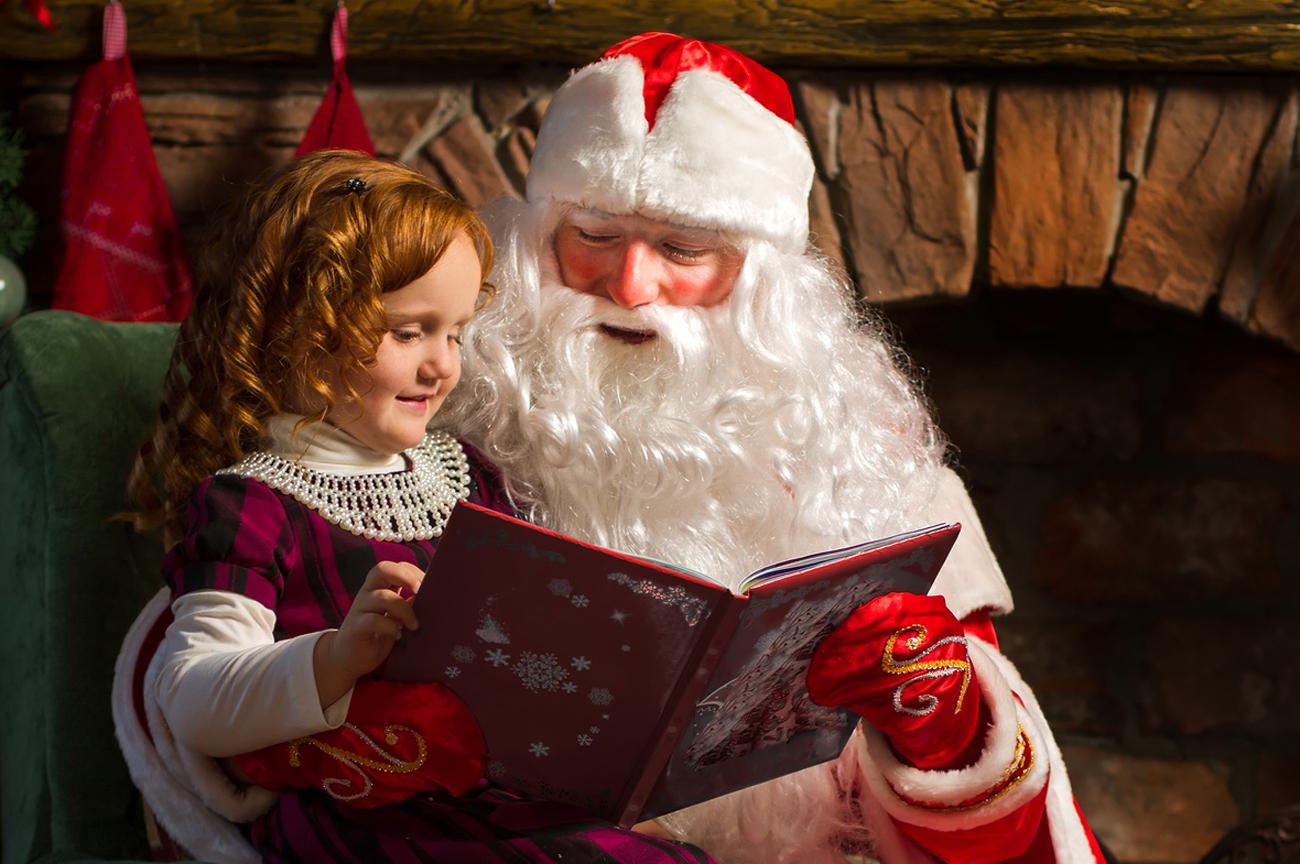 Russische Kinder verraten, was sie sich zu Weihnachten wünschen.