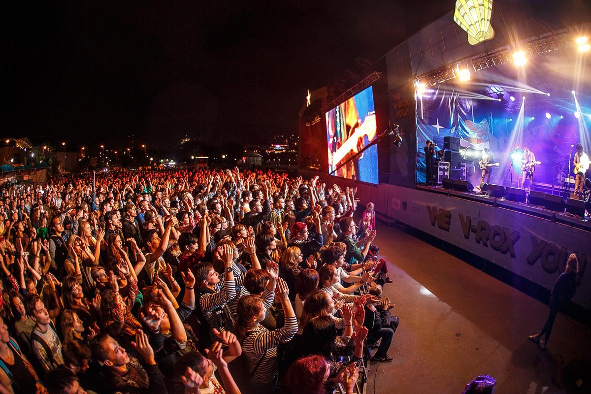 Photo courtesy: V-Rox festival press photo