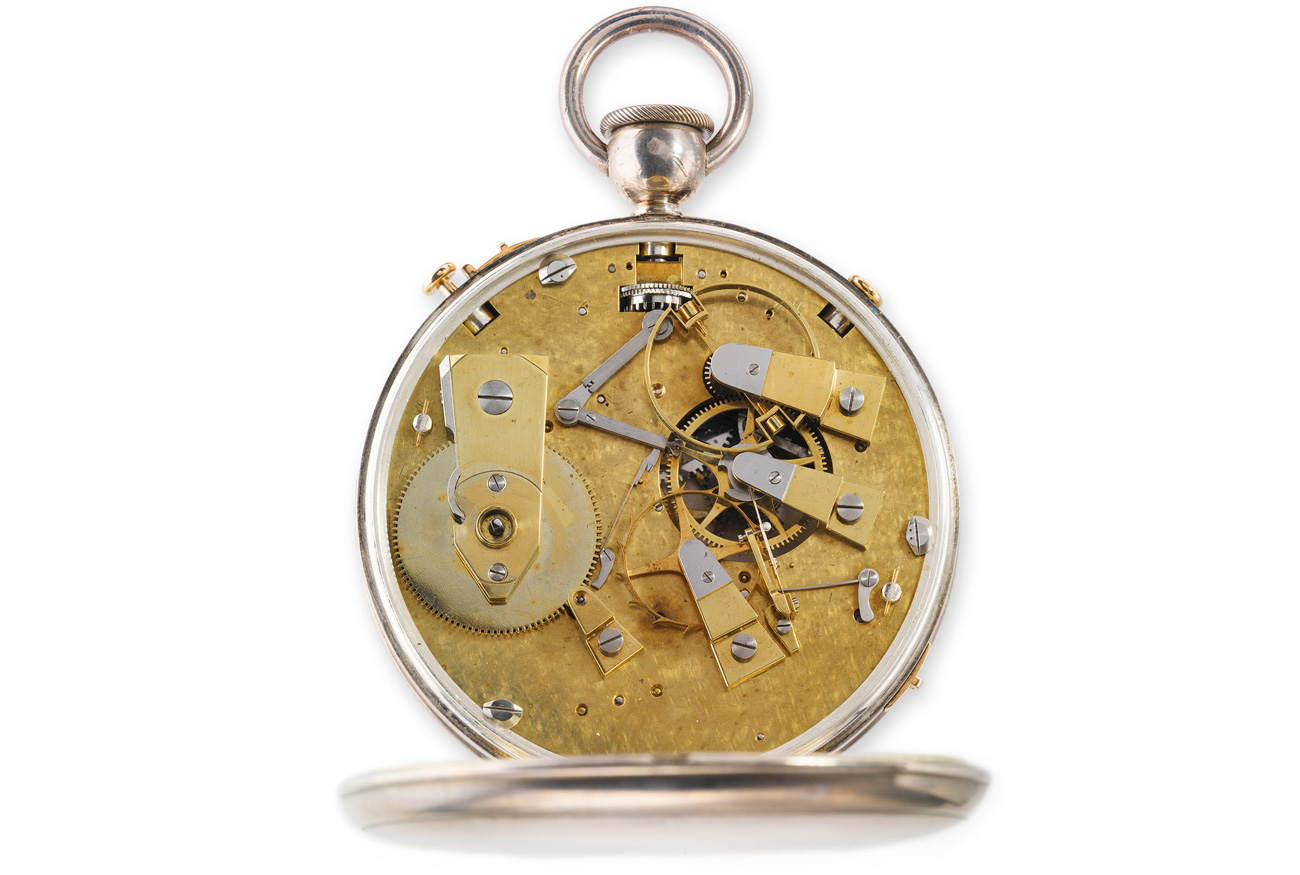 Every year the company received at least 25 orders from Russian clients. Sometimes they personally paid a visit to its Paris store, but usually those in power preferred to order their Breguet watches through the Russian embassy in the French capital. Source: Press Photo