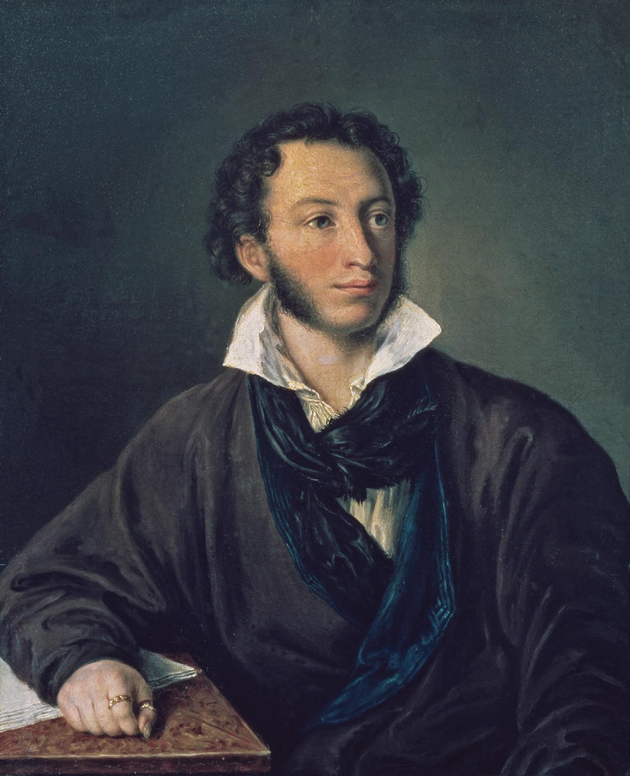 Alexander Pushkin. Foto: archivo