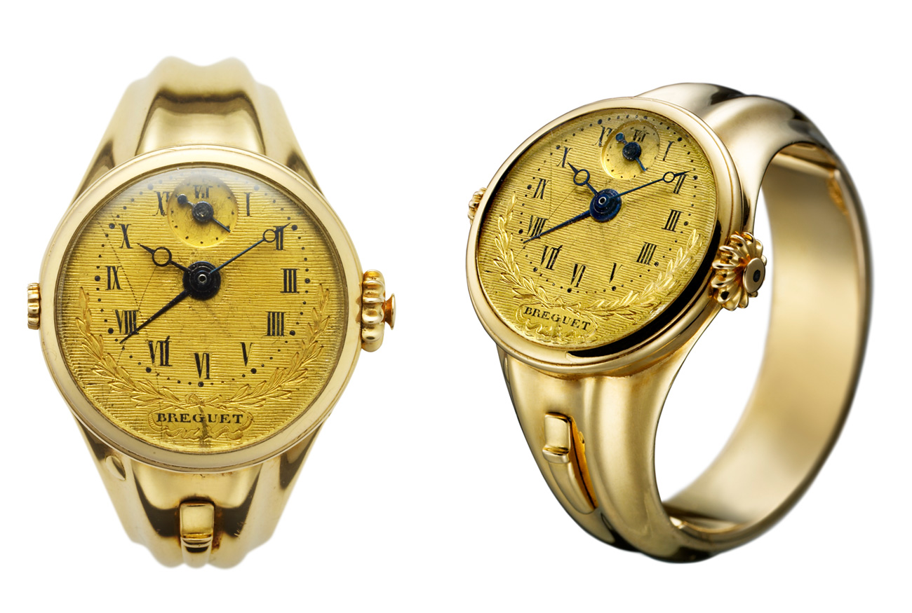 In the spring of 1814 Russian troops entered Paris, and several days later Tsar Alexander I personally visited the Breguet shop, though incognito. Source: Press Photo