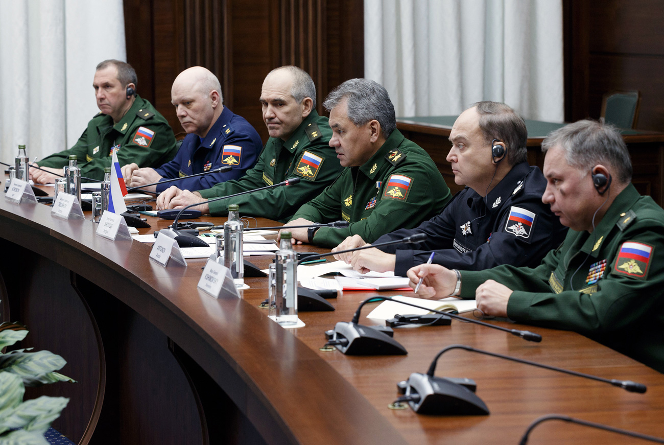 "During the Moscow talks, Turkish Defense Minister Fikri Isik described the operation to take back eastern Aleppo from rebels opposed to Syrian leader Bashar al-Assad as having been ""very successful""."
