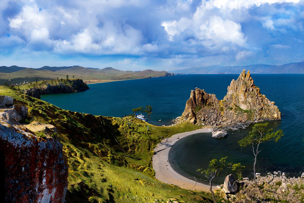 Atividades econômicas no Baikal causam impacto ambiental  na região
