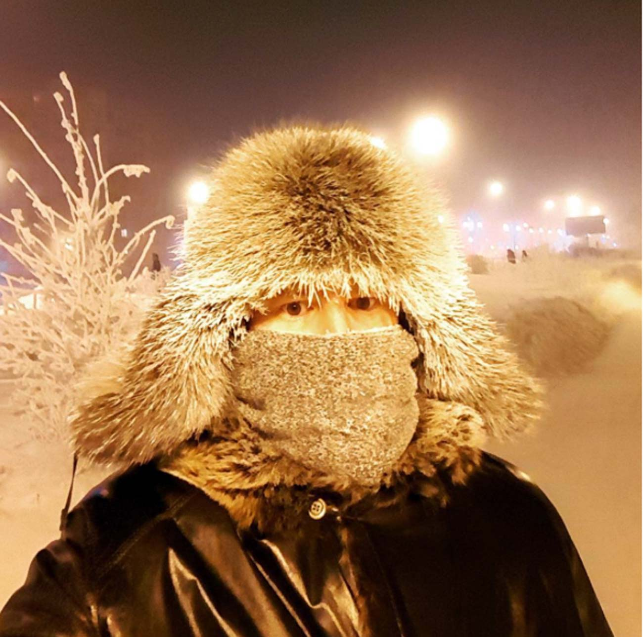 Surgut Survivng in minus 50