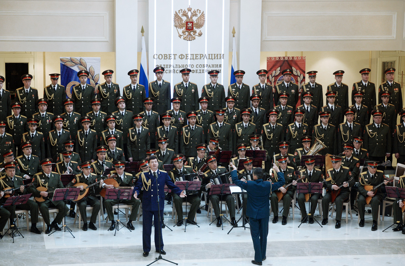 Ensemble Alexandrov.