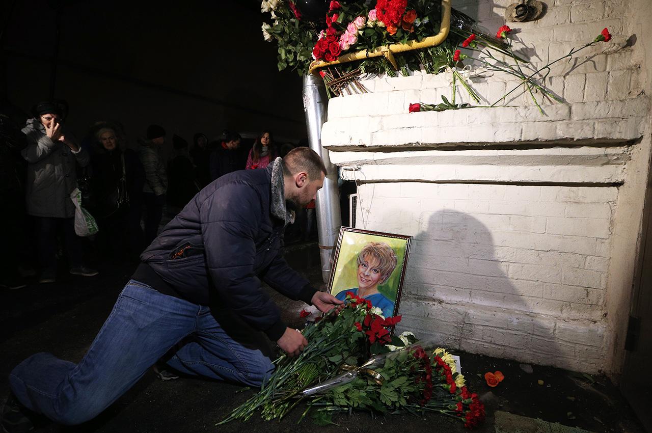 Pada Minggu (25/12), pesawat Tu-154 hilang di atas Laut Hitam tidak lama setelah mengisi bahan bakar di bandara dekat Sochi. Pesawat Tu-154 membawa sebanyak 92 orang, yang terdiri dari 84 penumpang dan delapan anggota kru pesawat.