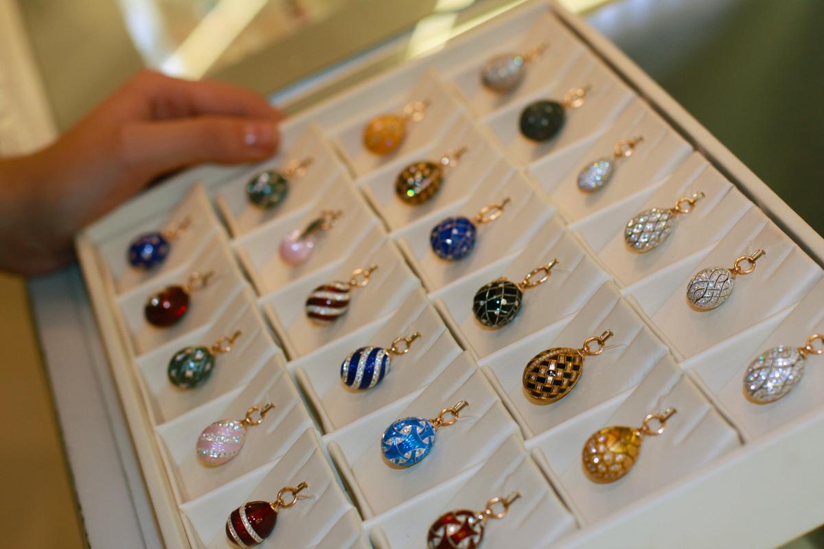 Photo courtesy: The Fabergé Museum