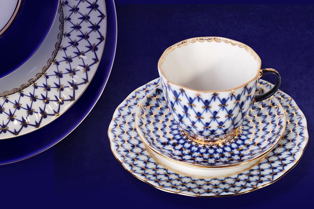 Photo courtesy: The Imperial Porcelain Factory