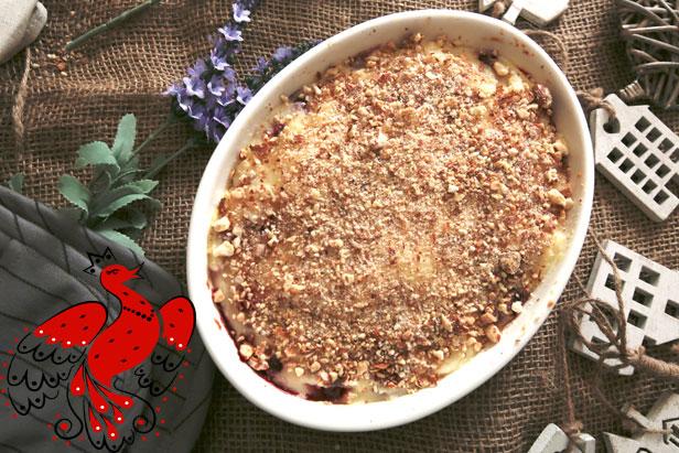 Russian Oven: Guryevskaya porridge, a luxurious meal made easy