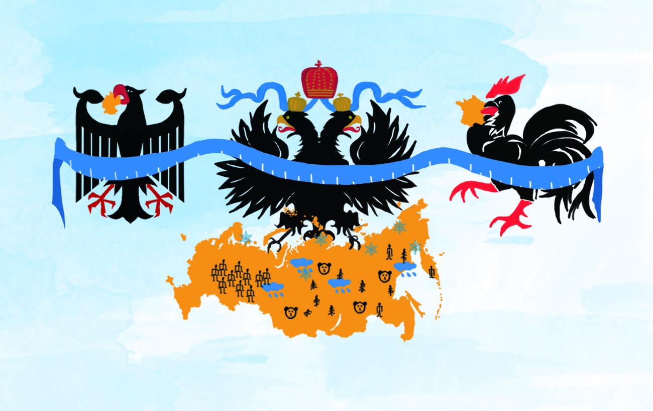 Conquistas relativamente fáceis no Oriente tornaram país o maior do mundo