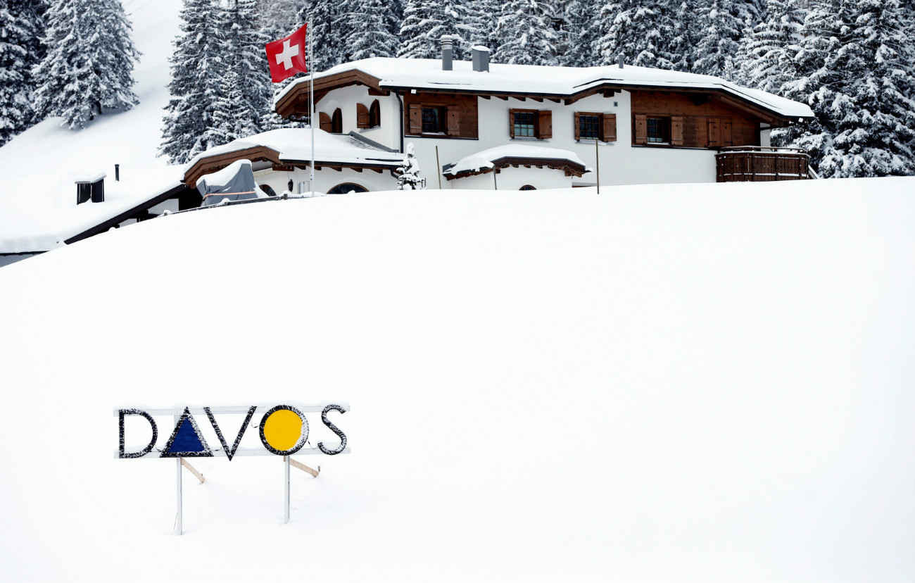 1. In 2017, the number of Russians at Davos dropped 13 percent compared to 2016. Also, they prefer cheaper travel options, spending 10 percent less on flights and 40 percent less on hotels than the previous year.