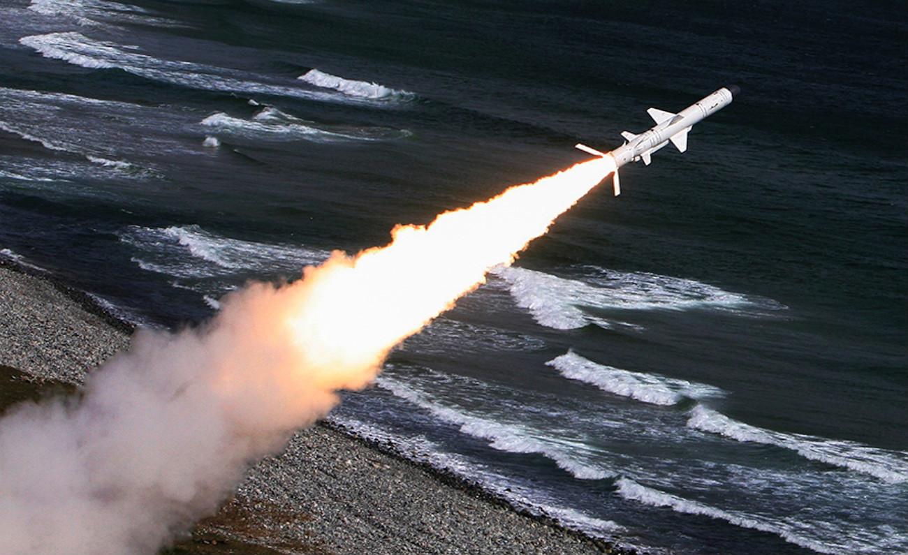 "Ракетен систем ""Бал"" / mil.ru mil.ru"