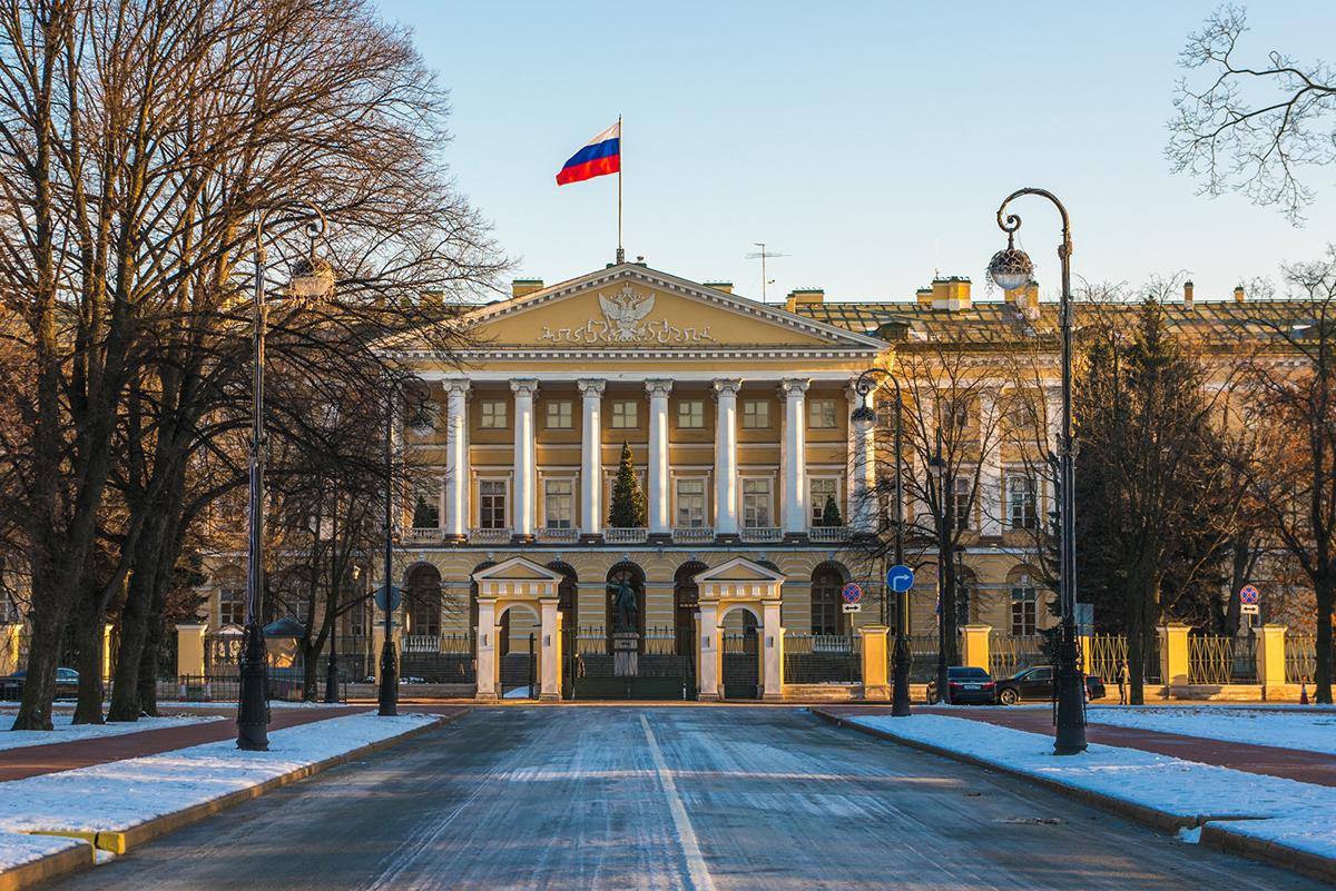 L'istituto Smolny. Fonte: Marina Mironova