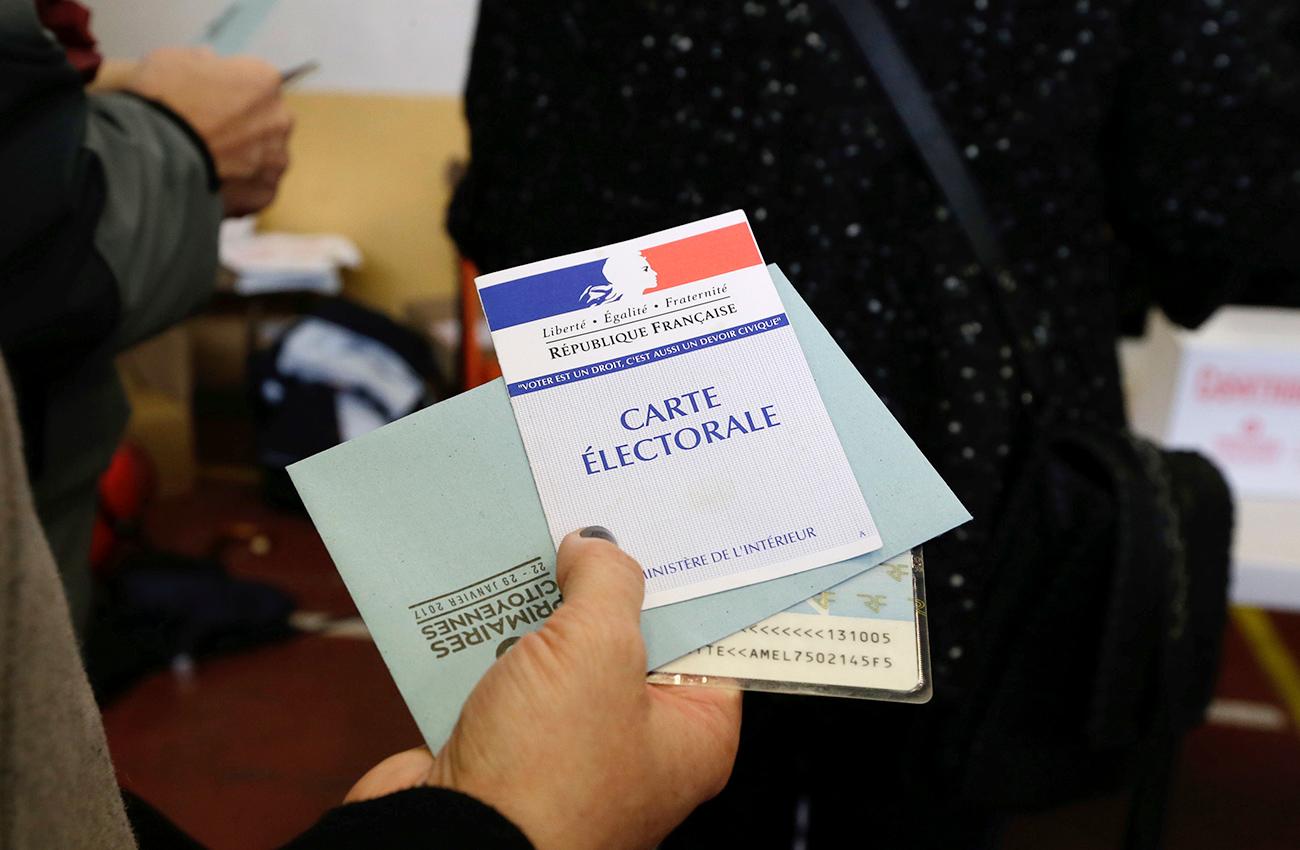 S'il a suscité moins d'intérêt que le vote de la droite, l'événement a attiré l'attention des médias russes.