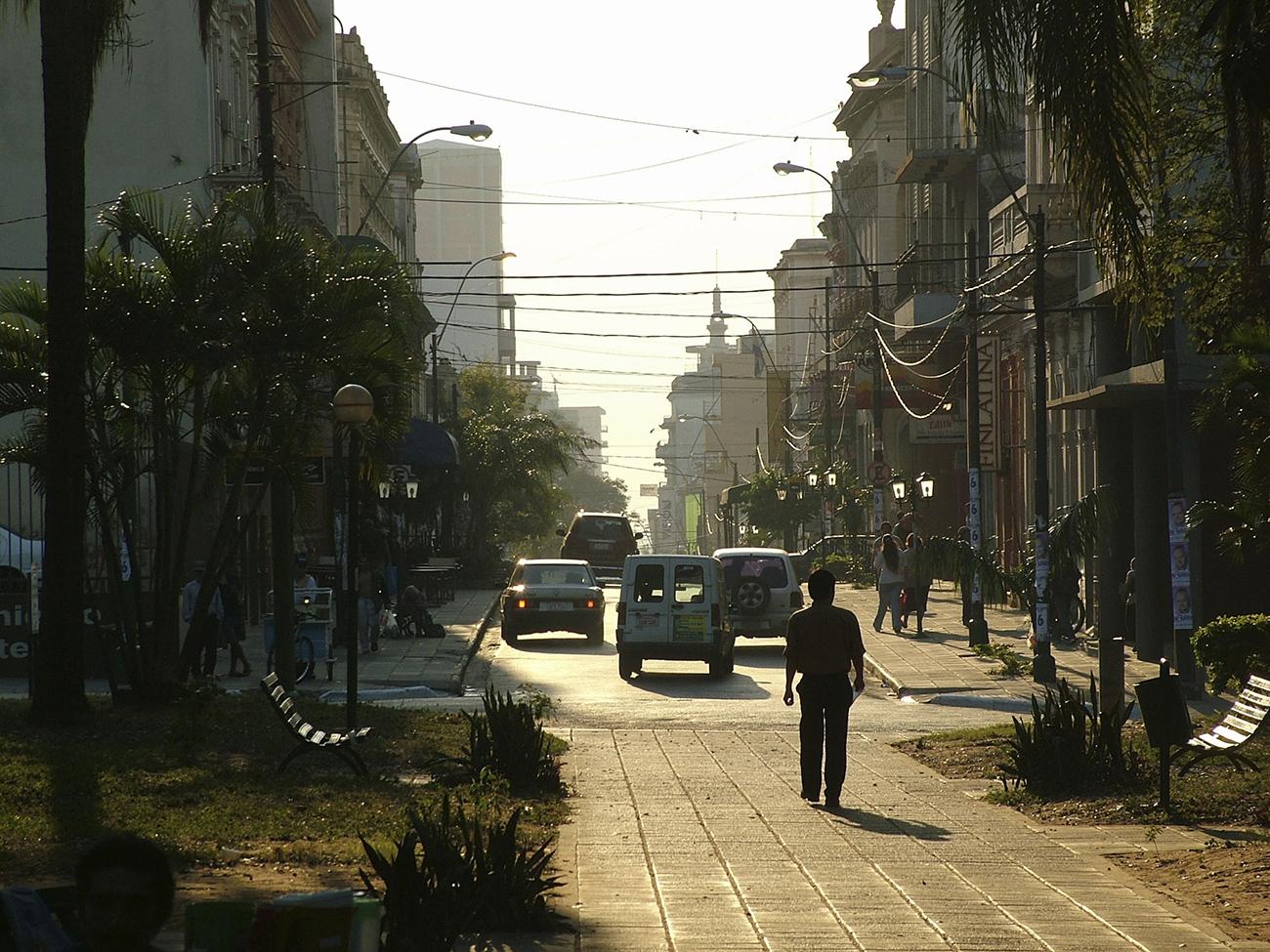 En la ciudad de Asunción.