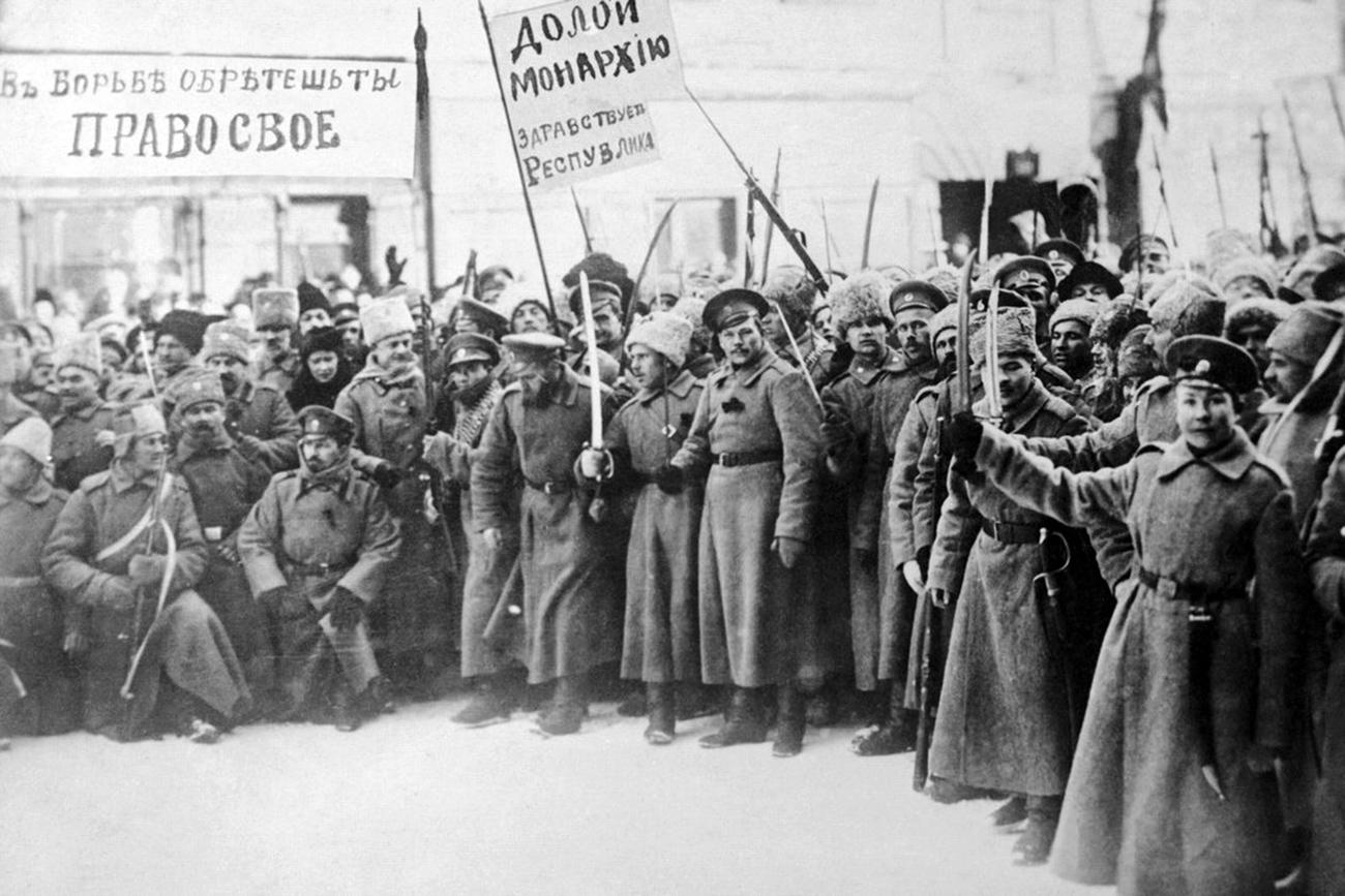 Russian Revolution The Russian