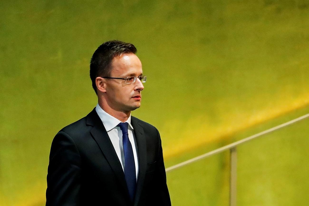 Peter Sijarto. Fotografija: Reuters